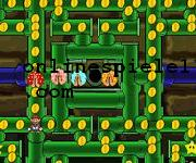 Mario Bros in Pipe Panic Pacman online spiele