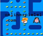 The Basil Brush Gobbler Game Pacman online spiele